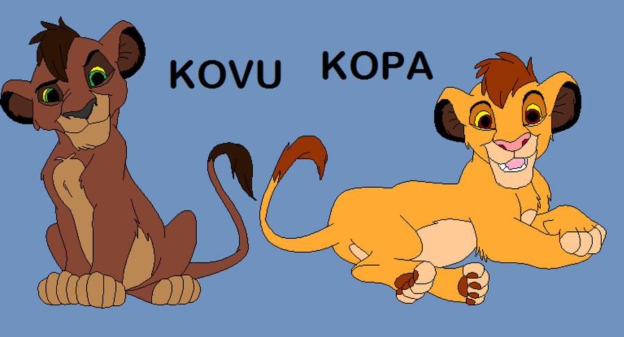 kovu_and_kopa_by_1996naruto-d4ga6co